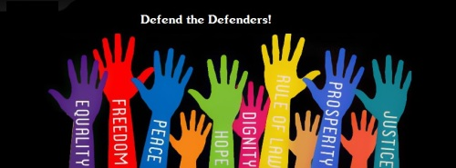 Defend the defenders1