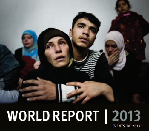 HRW - report 2013